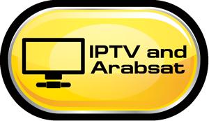 Install Arabsat or IPTV